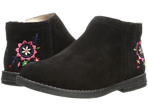 Hanna Andersson - HA-Lisa (Toddler/Little Kid/Big Kid) (Black) Girls Shoes