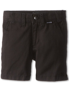 SALE! $14.99 - Save $11 on Hurley Kids One Only Twill Short (Infant) (Black) Apparel - 42.35% OFF $26.00