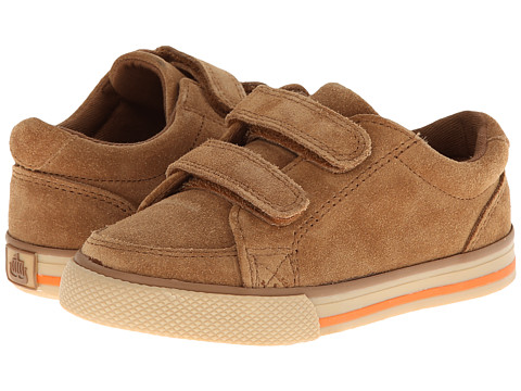 Hanna Andersson - HA-Leo (Toddler/Little Kid/Big Kid) (Medium Brown) Boy's Shoes