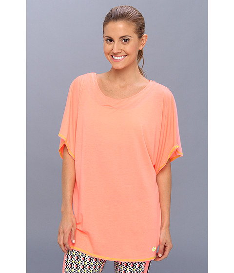 Trina Turk - Super T-Shirt (Hot Coral) Women's T Shirt
