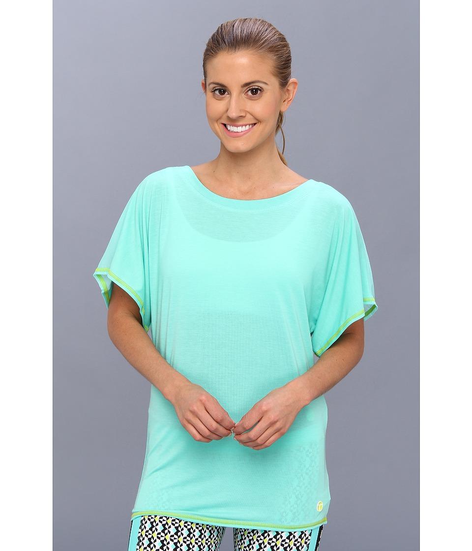 Trina Turk - Super T-Shirt (Seafoam) Women