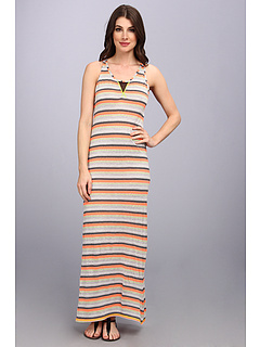 SALE! $66.99 - Save $53 on Trina Turk Maxi Dress (Hot Coral) Apparel - 44.18% OFF $120.00