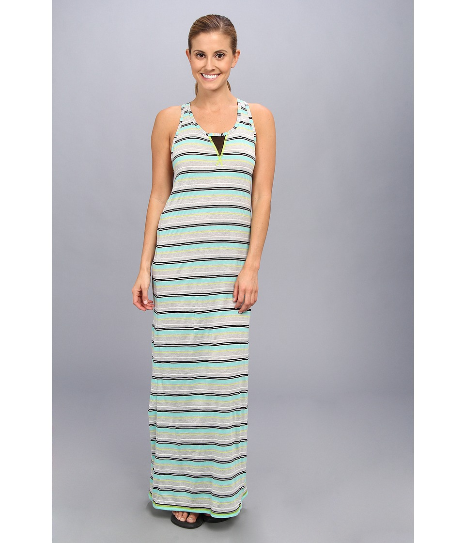 Trina Turk - Maxi Dress (Seafoam) Women's Dress
