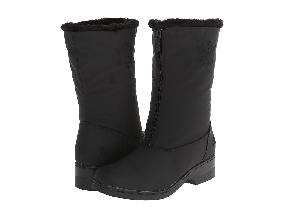 Totes - Sandy (Black) Women's Cold Weather Boots
