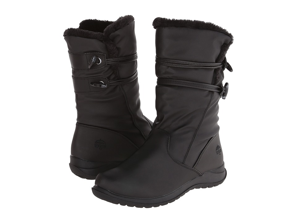 Totes - Sarine (Black) Women's Cold Weather Boots