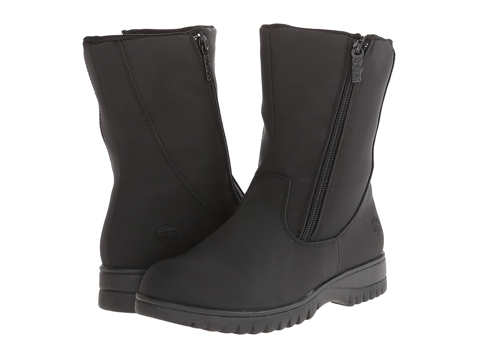 Totes - Rosalyn (Black) Women's Cold Weather Boots
