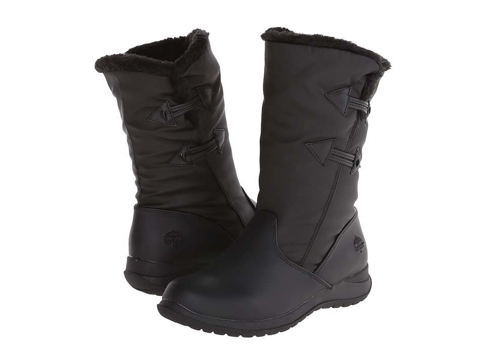 Totes - Jody (Black) Women's Cold Weather Boots