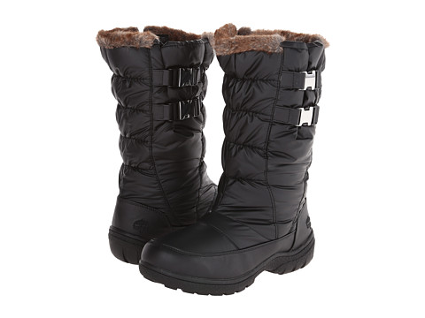 Totes - Brinkley (Black) Women's Cold Weather Boots