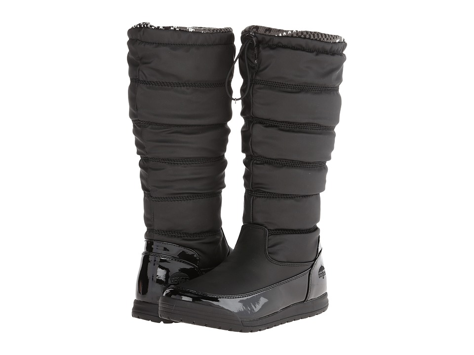 Totes - Alexandra (Black) Women's Cold Weather Boots