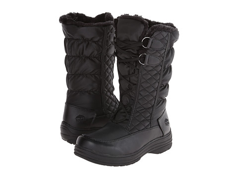 Totes - Claudia (Black) Women's Cold Weather Boots