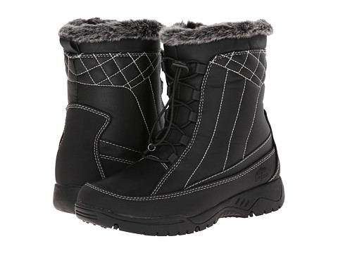 Totes - Evelyn (Black) Women's Cold Weather Boots
