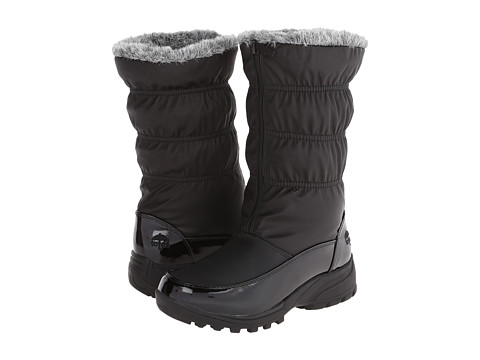 Totes - May (Black) Women's Cold Weather Boots
