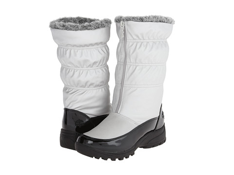 Totes - May (Silver) Women's Cold Weather Boots