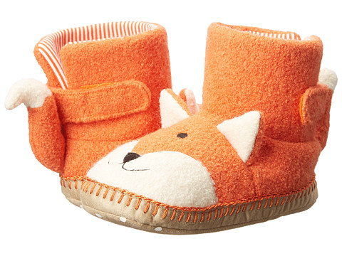 Hanna Andersson - HA-Fox (Toddler/Little Kid/Big Kid) (Orange) Kids Shoes