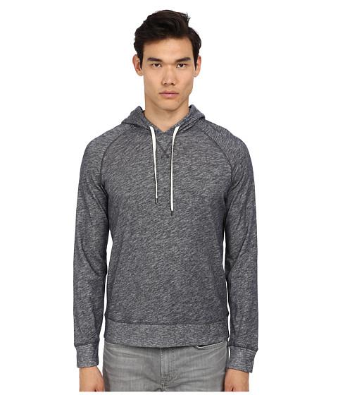 Vince - Heathered Pullover Hoodie (Heather Coastal) Men's Sweatshirt