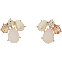 SALE! $14.99 - Save $45 on Leslie Danzis Teardrop Cabachon Earring (Neutral) Jewelry - 75.02% OFF $60.00