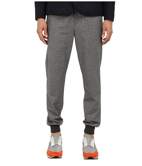 Vince - Trouser Jogger Pant (Light Grey) Men's Casual Pants