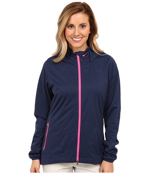 Nike Golf - Windproof Anorak 2.0 (Midnight Navy) Women's Coat