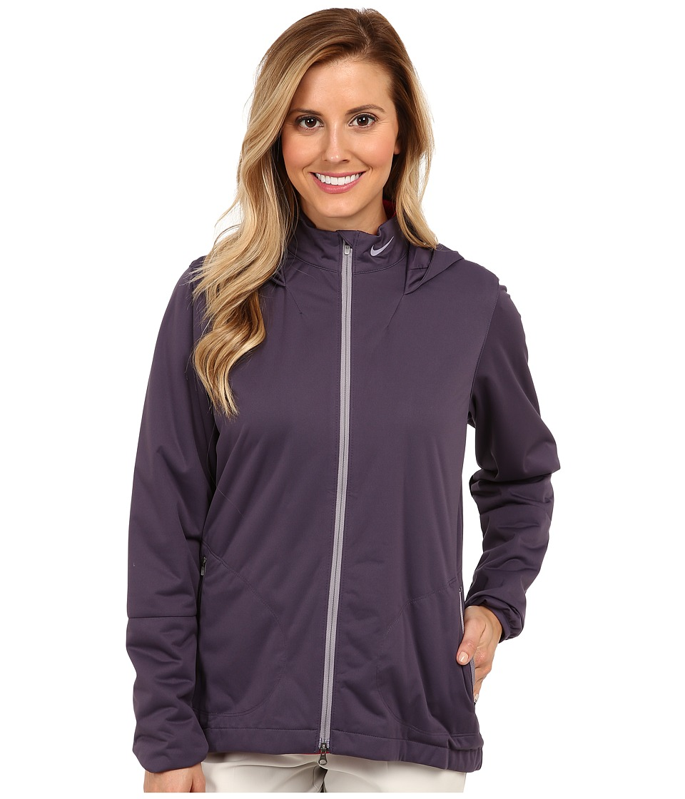 Nike Golf - Windproof Anorak 2.0 (Dark Raisin) Women's Coat