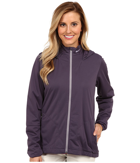 Nike Golf - Windproof Anorak 2.0 (Dark Raisin) Women