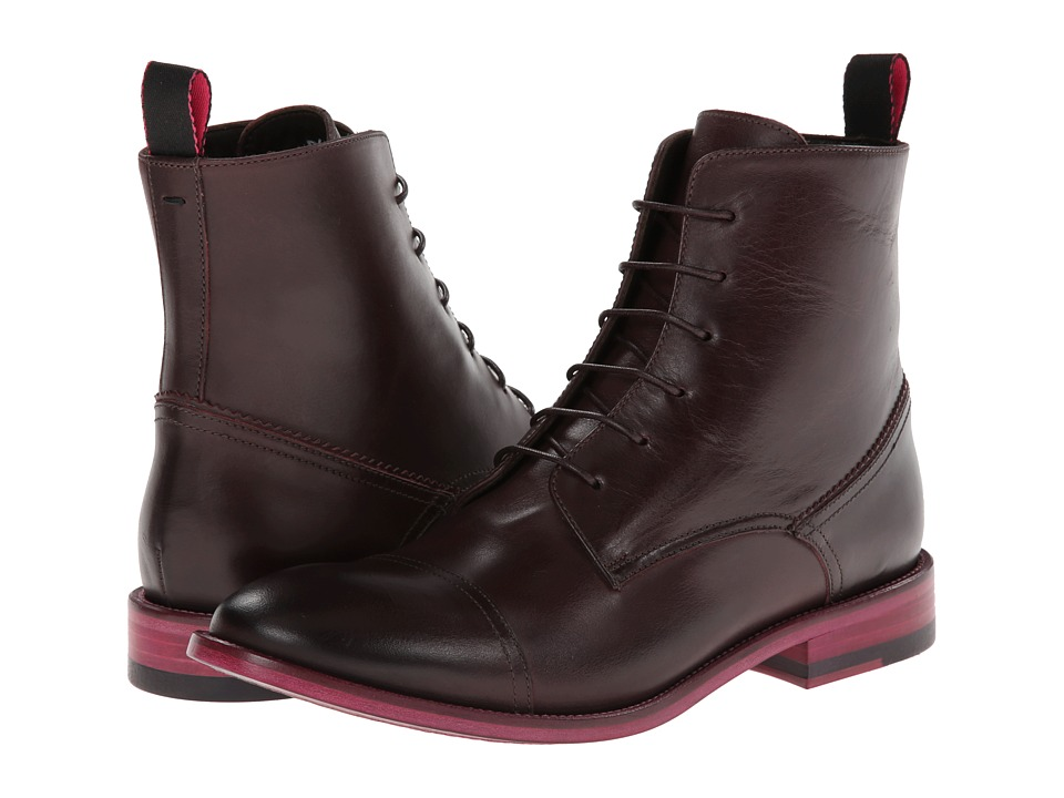 Paul Smith - Men Only Angus Boot (Bordo) Women's Boots