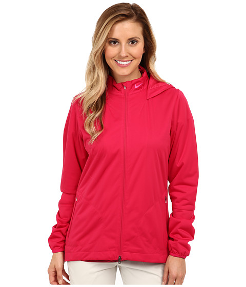 Nike Golf - Windproof Anorak 2.0 (Fuchsia Force) Women's Coat