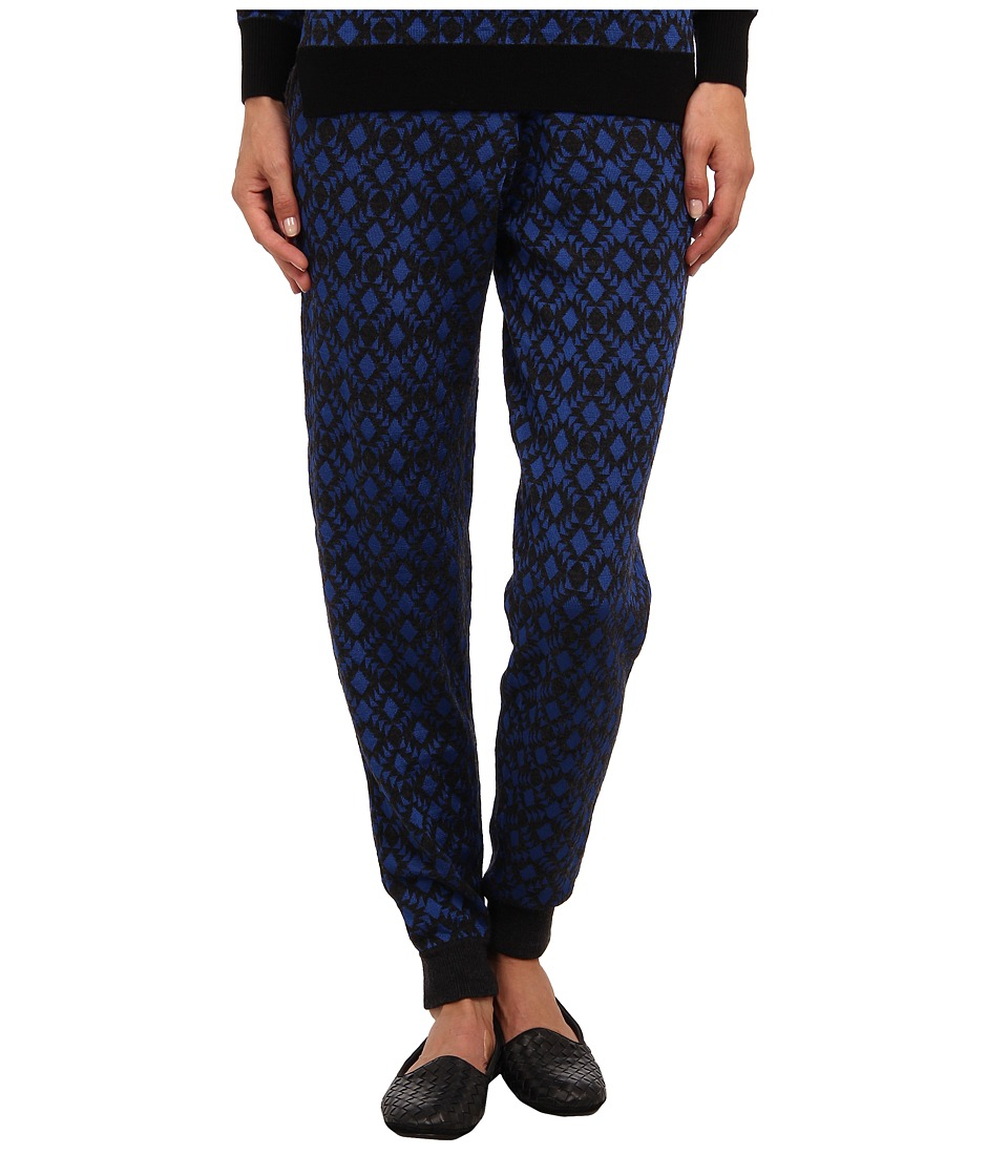 Paul Smith - Jacquard Trousers (Multi) Women's Casual Pants