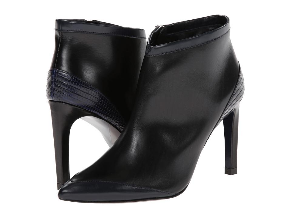 Paul Smith - Gia Heel (Black/Blue) Women's Shoes