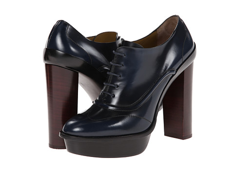 Paul Smith - Grace Heel (Dark Navy) Women's Shoes