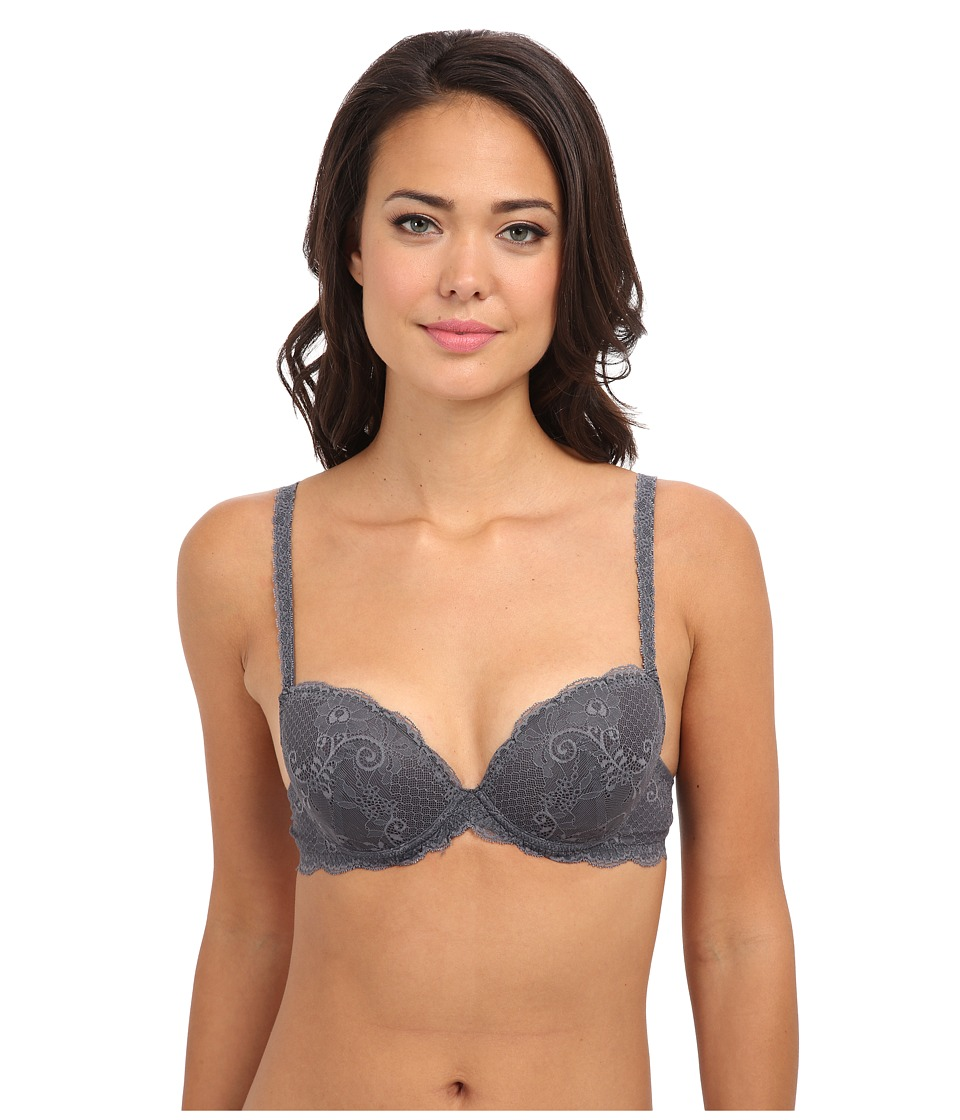 Cosabella - Trenta Push-Up Bra TRENT1132 (Anthracite) Women