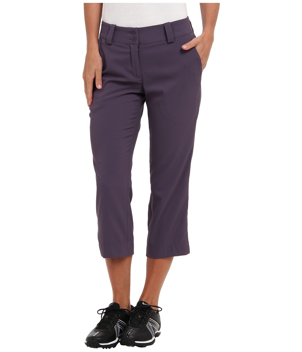 Nike Golf - Modern Rise Tech Crop Pant (Dark Raisin/Dark Raisin) Women
