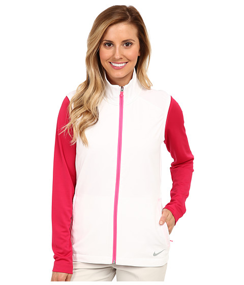 Nike Golf - Key Item Vest (White) Women's Vest