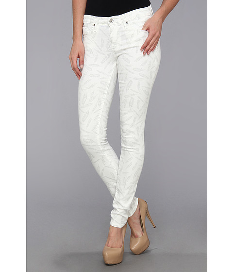 AG Adriano Goldschmied - The Absolute Legging in Quill Seascape (Quill Seascape) Women's Jeans