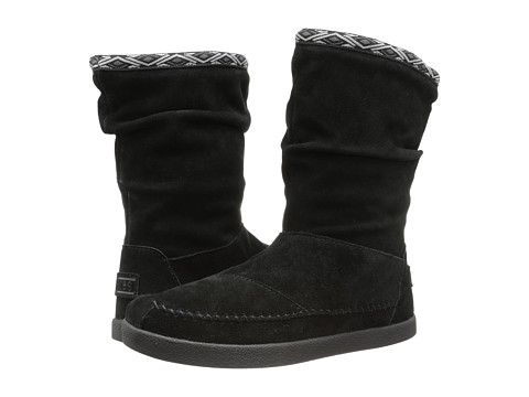 BOBS from SKECHERS - Earthwise - Look Out (Black) Women's Boots
