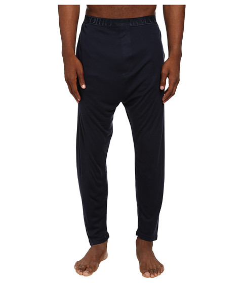 Emporio Armani - Soft Interlock Loungewear Bottom (Marine) Men