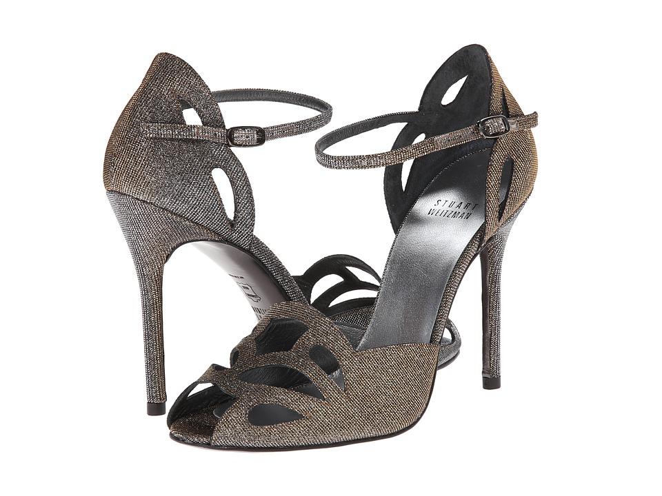 Stuart Weitzman Bridal & Evening Collection Thrill (Pyrite Nocturn) High Heels