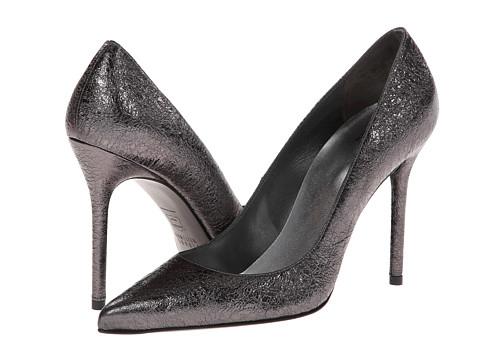 Stuart Weitzman - Nouveau (Anthracite Foil Nappa) High Heels
