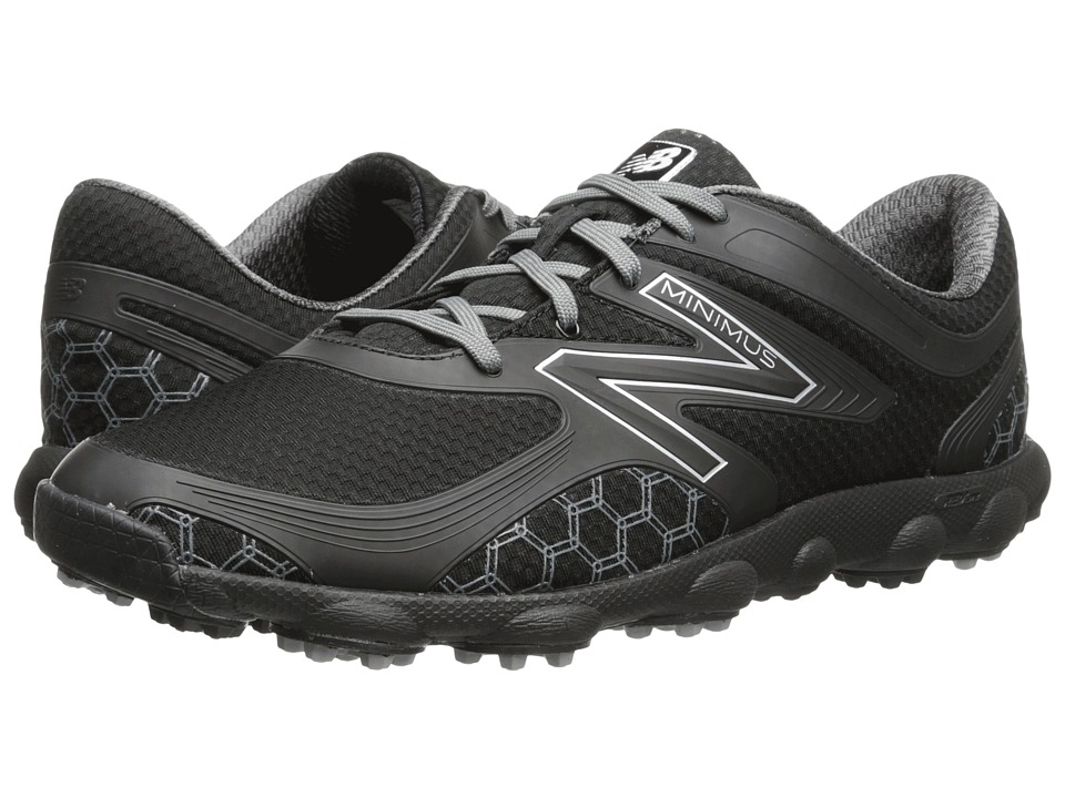 New Balance Golf - Minimus Sport (Black) Men's Golf Shoes