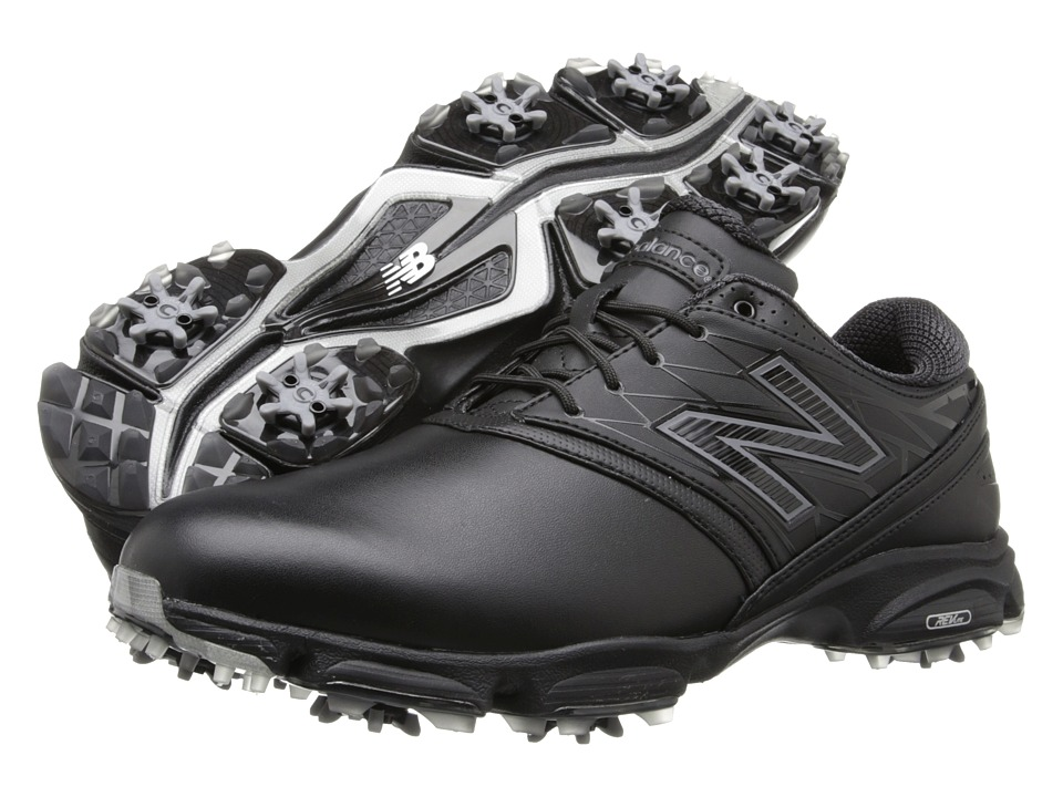 New Balance Golf - NBG2001 (Black) Men's Golf Shoes