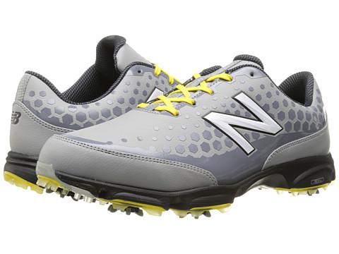 New Balance Golf - NBG2002 (Grey/Yellow) Men