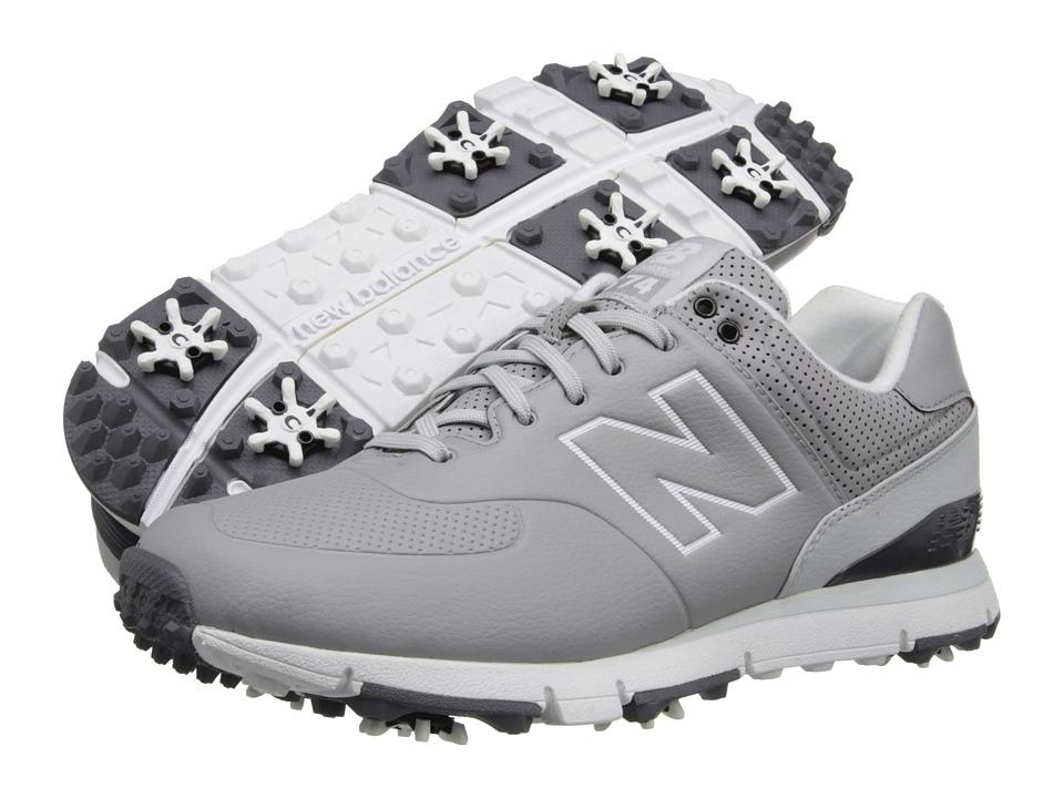 New Balance Golf NBG574 (Grey) Men