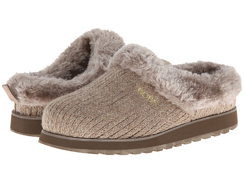 BOBS from SKECHERS - Keepsakes - Star Bright (Taupe) Women