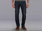 Soho Straight Jean in Berkshire Blue Wash