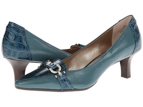 Circa Joan & David - Prvue (Turquoise) High Heels