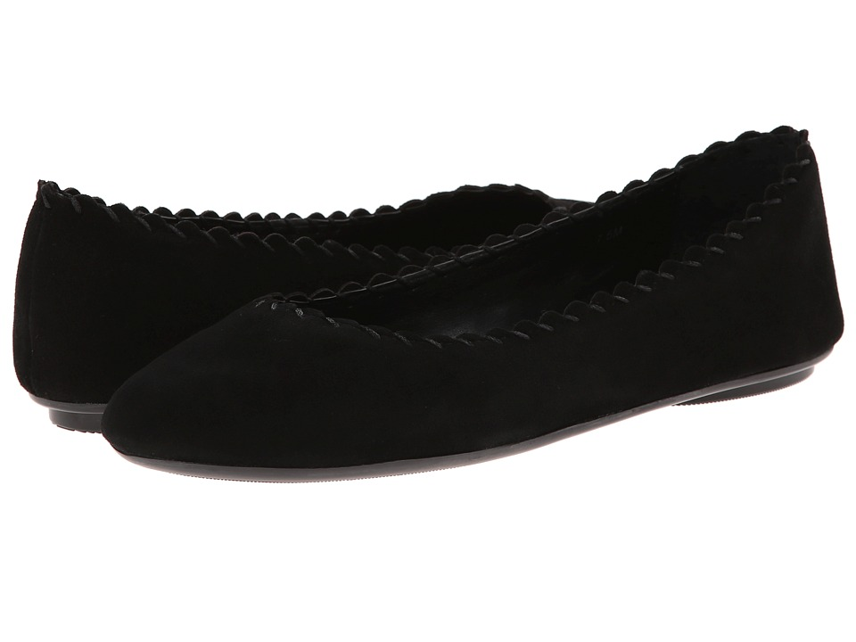 Vaneli - Berry (Black Ecco Suede) Women's Slip on Shoes