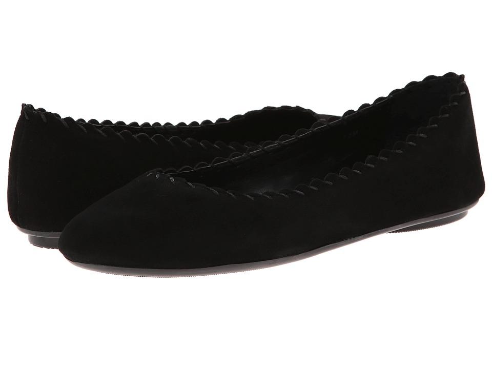 Vaneli - Berry (Black Ecco Suede) Women's Slip on Shoes