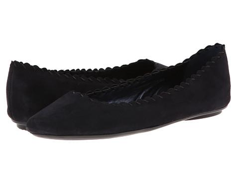 Vaneli - Berry (Navy Ecco Suede) Women's Slip on Shoes