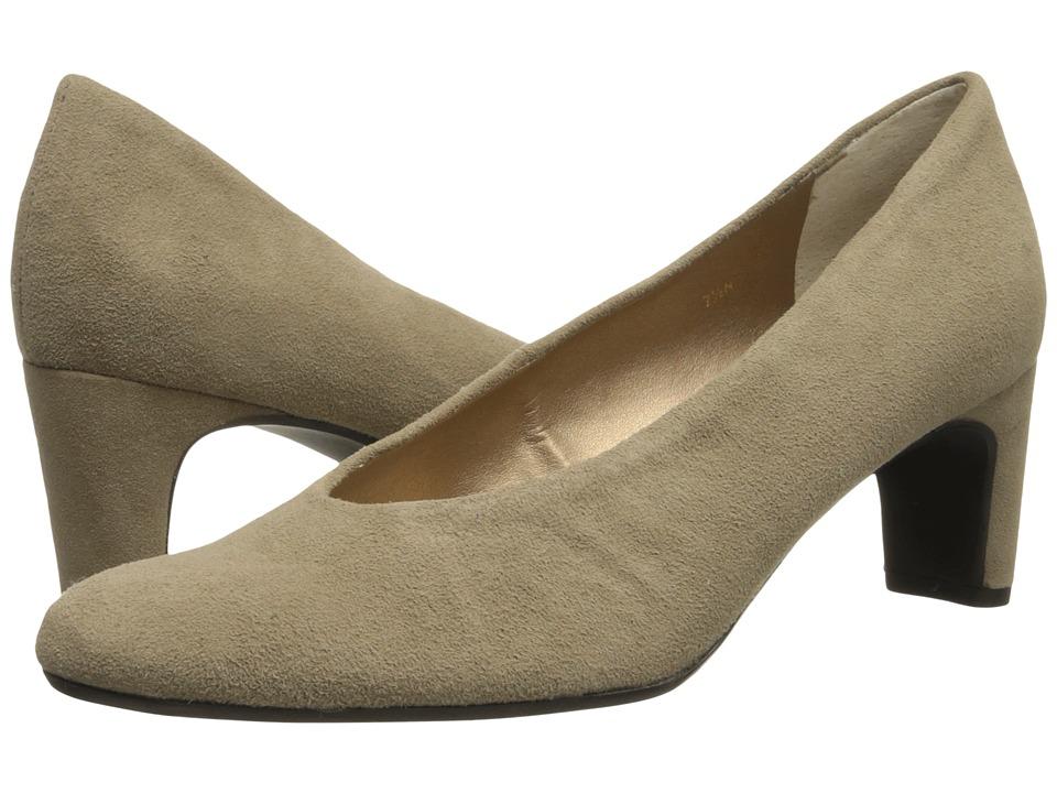Vaneli - Dina (Taupe Ecco Suede) High Heels