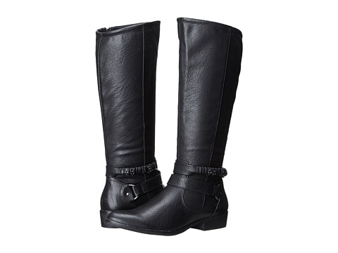 Bare Traps - Tatiana (Black Leather) Women's Boots
