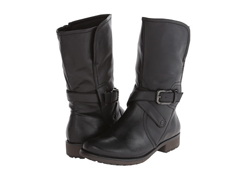 Bare Traps - Saldana (Black Leather) Women's Boots